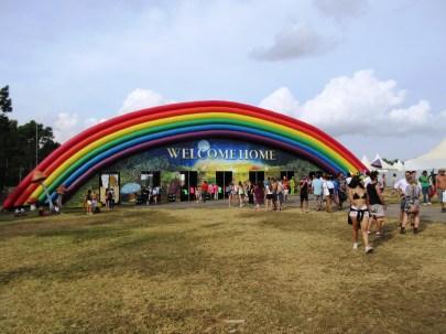 Dreamville Entrance
