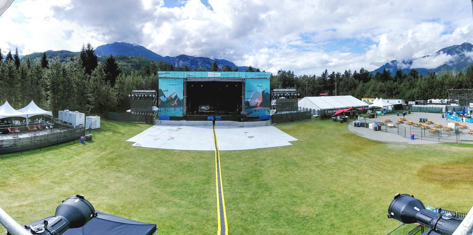 Squamish Valley Music festival 15′