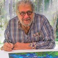 Steve-parish-print-Signing