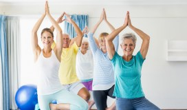Starting yoga after 50