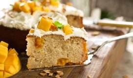 Mango Yoghurt Cake