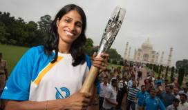 Commonwealth Games batonbearer