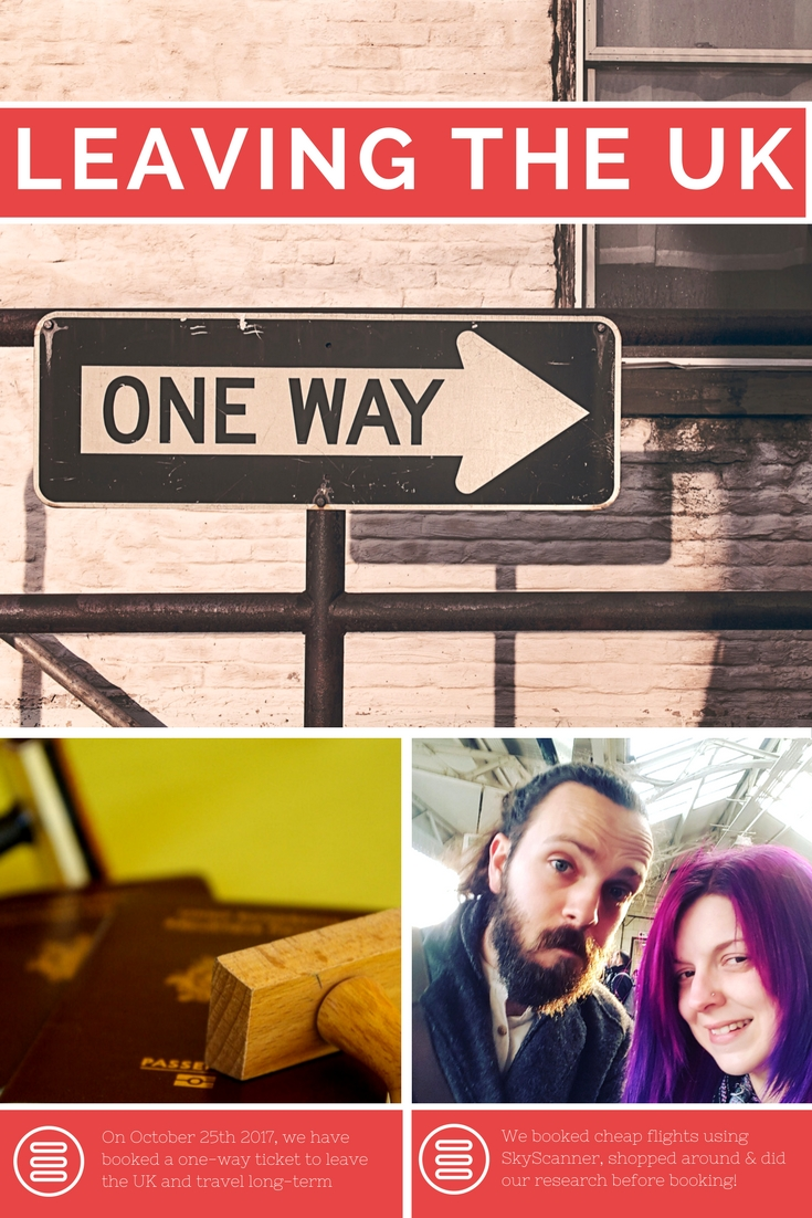 One Way Ticket Pinterest - Pin This
