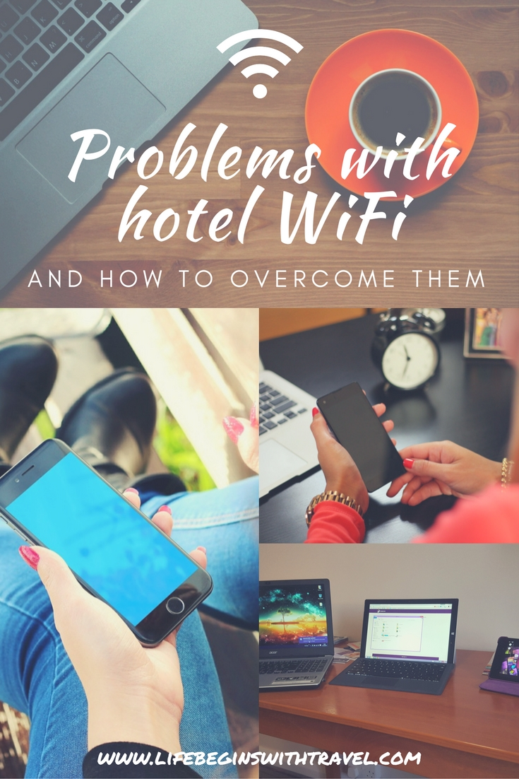 Hotel Wifi Problems and How to Overcome Them