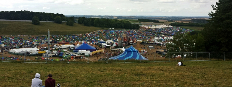 Keep your valuables safe at music festivals - Boomtown - Tents