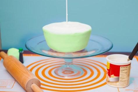 Antigravity Cake, LifeBetweenWeekends.com