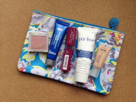 Ipsy Contents March 2015