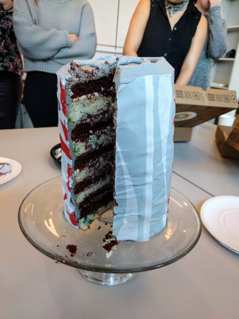 How to make a Diet Coke cake - Life Between Weekends