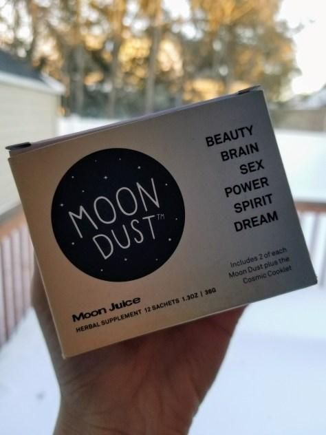 Moon Dust (Photo: Candace Braun Davison)