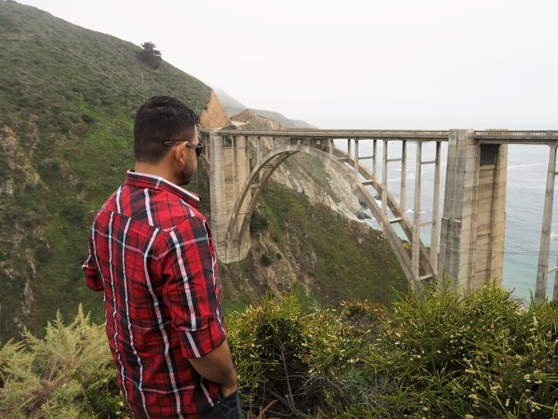 Bixby Bridge Pacific Coast Higway