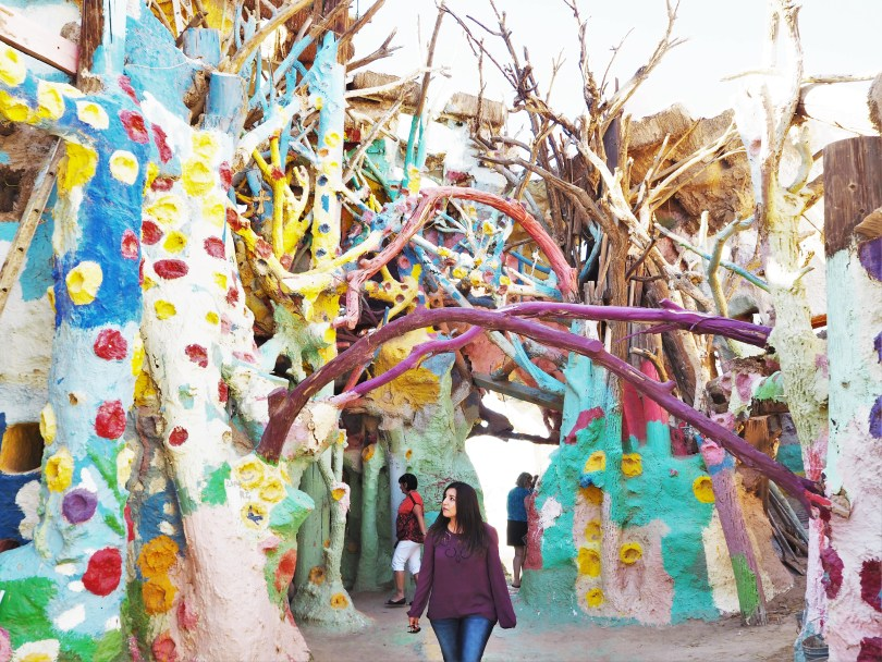 The Museum at Salvation Mountain