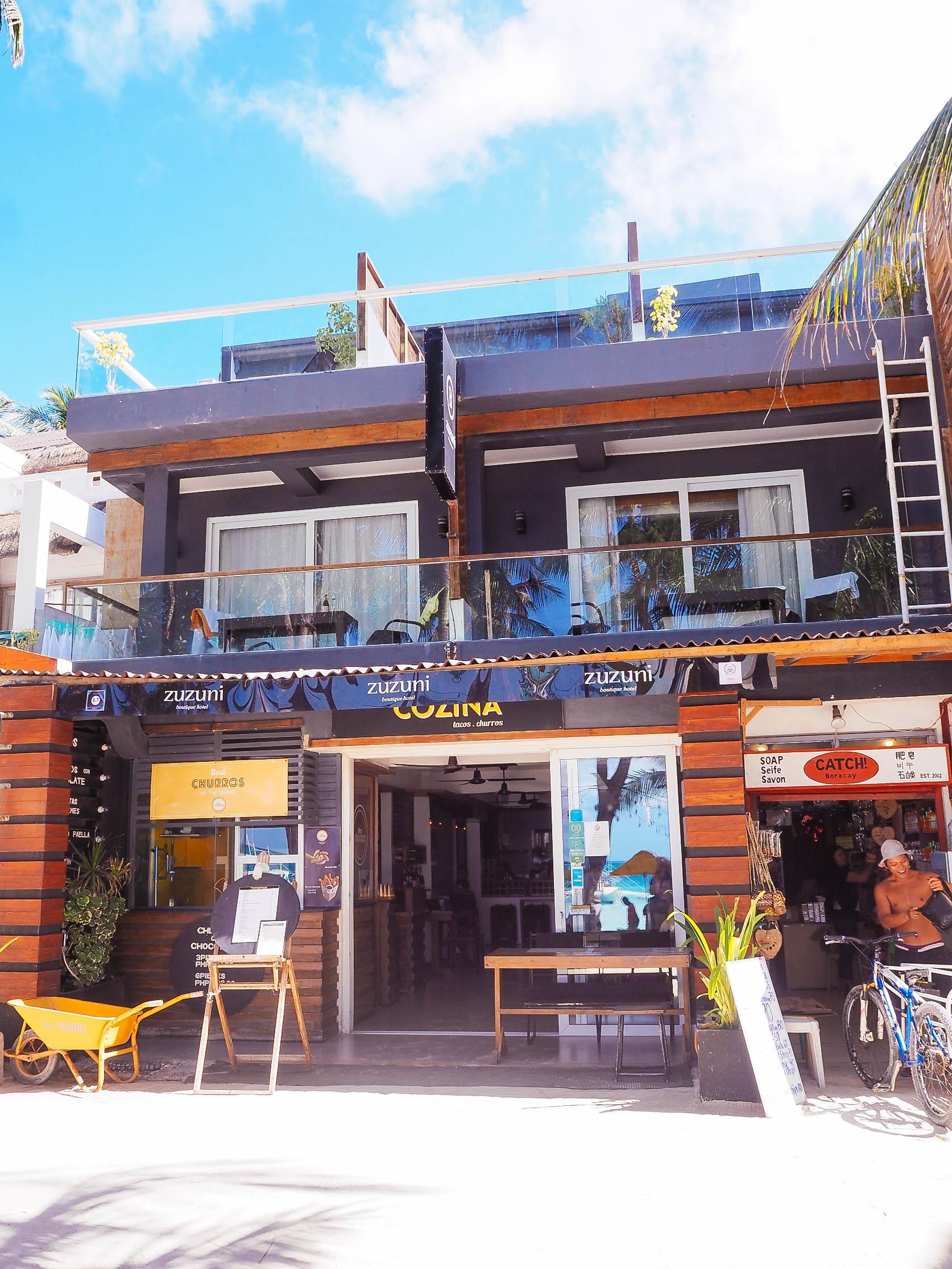 Best Beachfront Hotel In Boracay Station