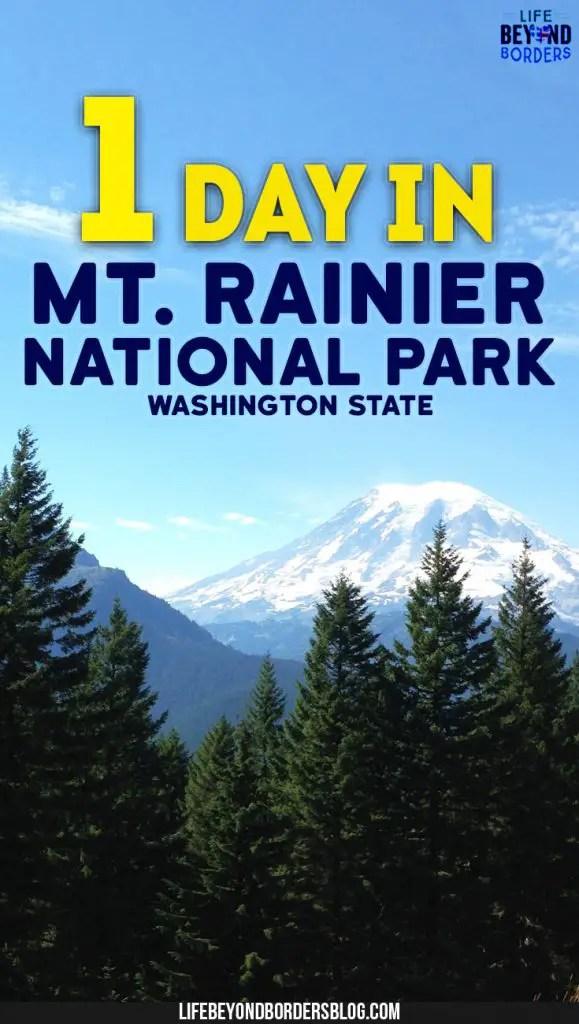 Hiking Trails Mt Rainier