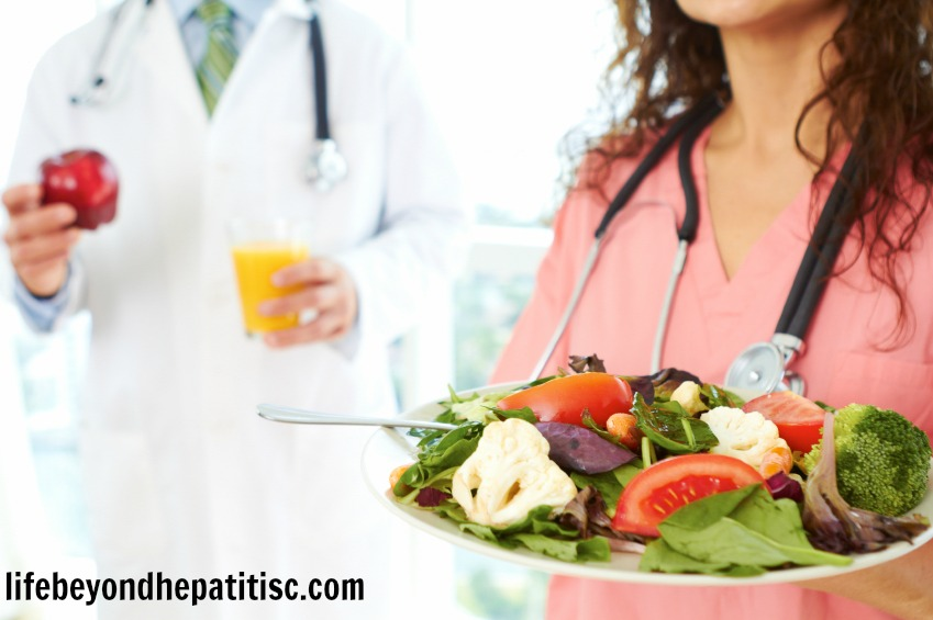 12healthy Diet Tips For Hepatitis C And Liver Disease