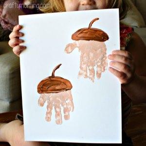 handprint-acorn-craft1