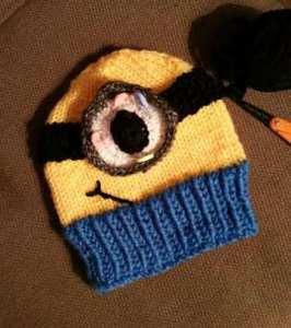 Let's Make a Minion Hat