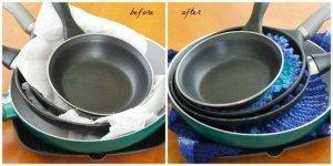 Make a Set of Pan Protectors