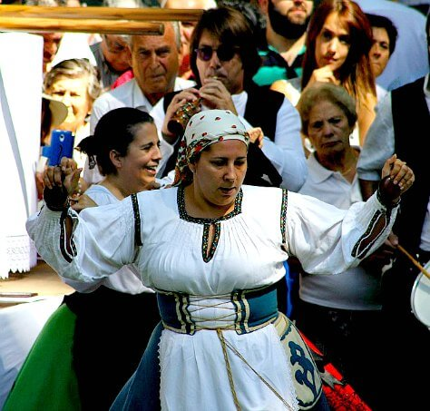 River Procession in Honor of the Virgin Del Carmen, Valladolid Spain ~ Life Beyond the Kitchen