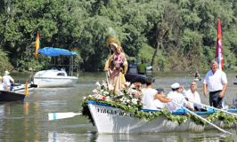 The Virgen del Carmen Takes a River Cruise