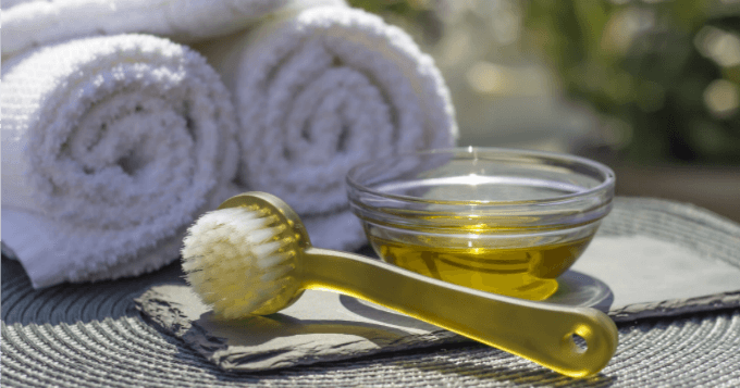 The Benefits of Dry Skin Brushing ~ Life Beyond the Kitchen