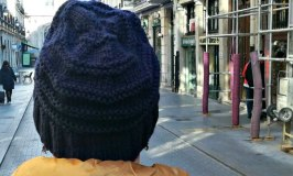 A New Knit Hat for Sarah