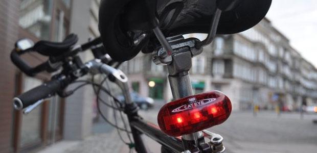Oświetlenie roweru