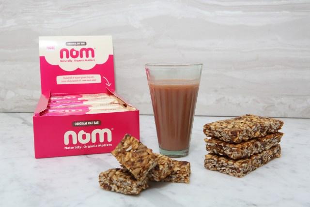 nom gluten free and vegan snacks