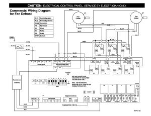 Lifebreath 700 FD Commercial Heat Recovery Ventilator (HRV