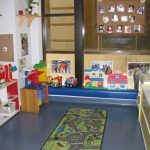 Toddler Room by the window