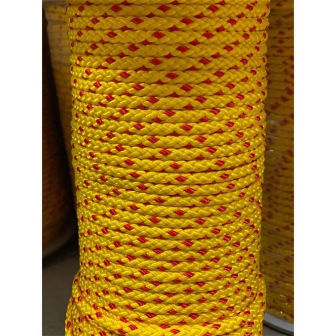 Braided-Polypropylene-Floating-Rope-Reel