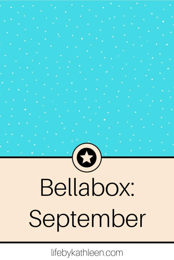 BellaBox September