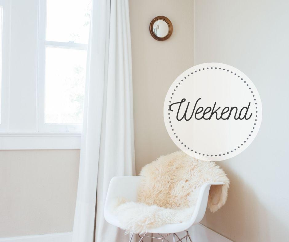 Breathe…Weekend