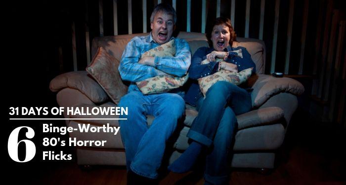 31 Days of Halloween: Binge-Worthy 80's Horror Flicks