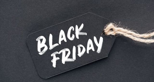 Black Friday Tag