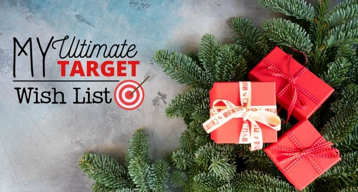12 Days of Christmas … Day 2, My Ultimate Target Wishlist