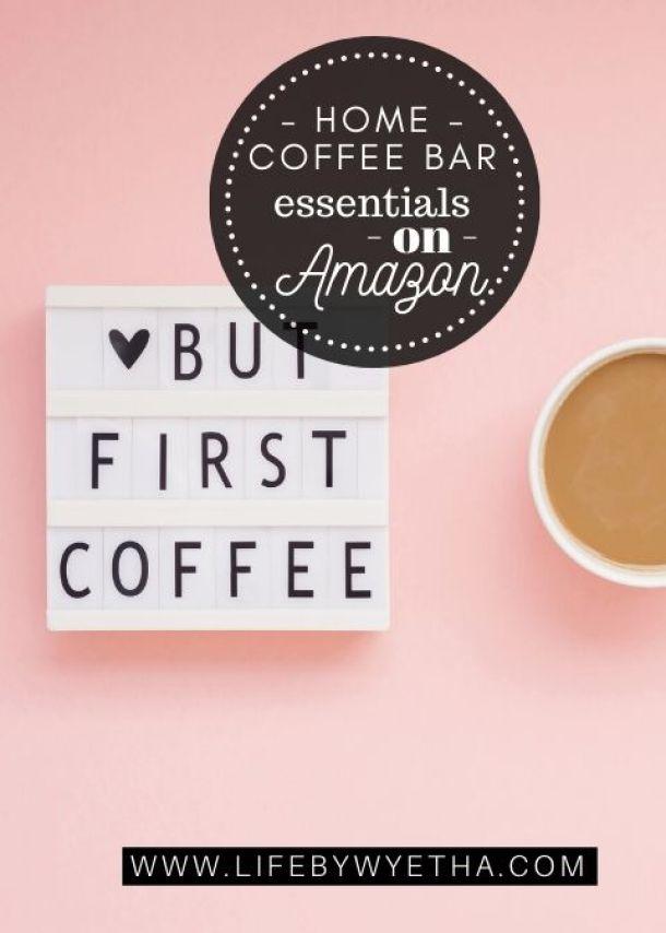 Coffee Bar PIN