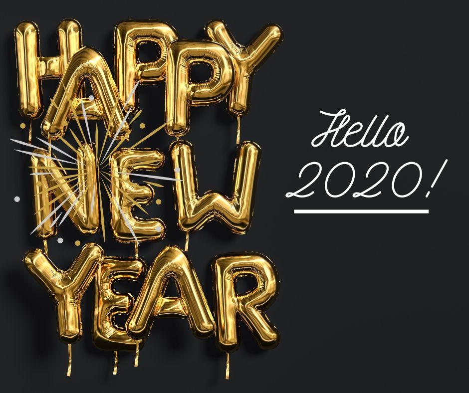 """Happy 2020 New Year!"""