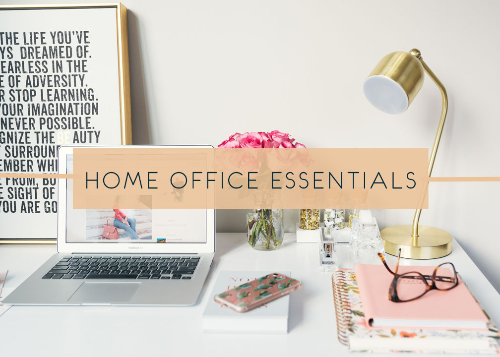 10 Great Work and School Home Office Essentials
