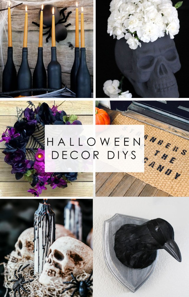 Halloween Decor DIY PIN
