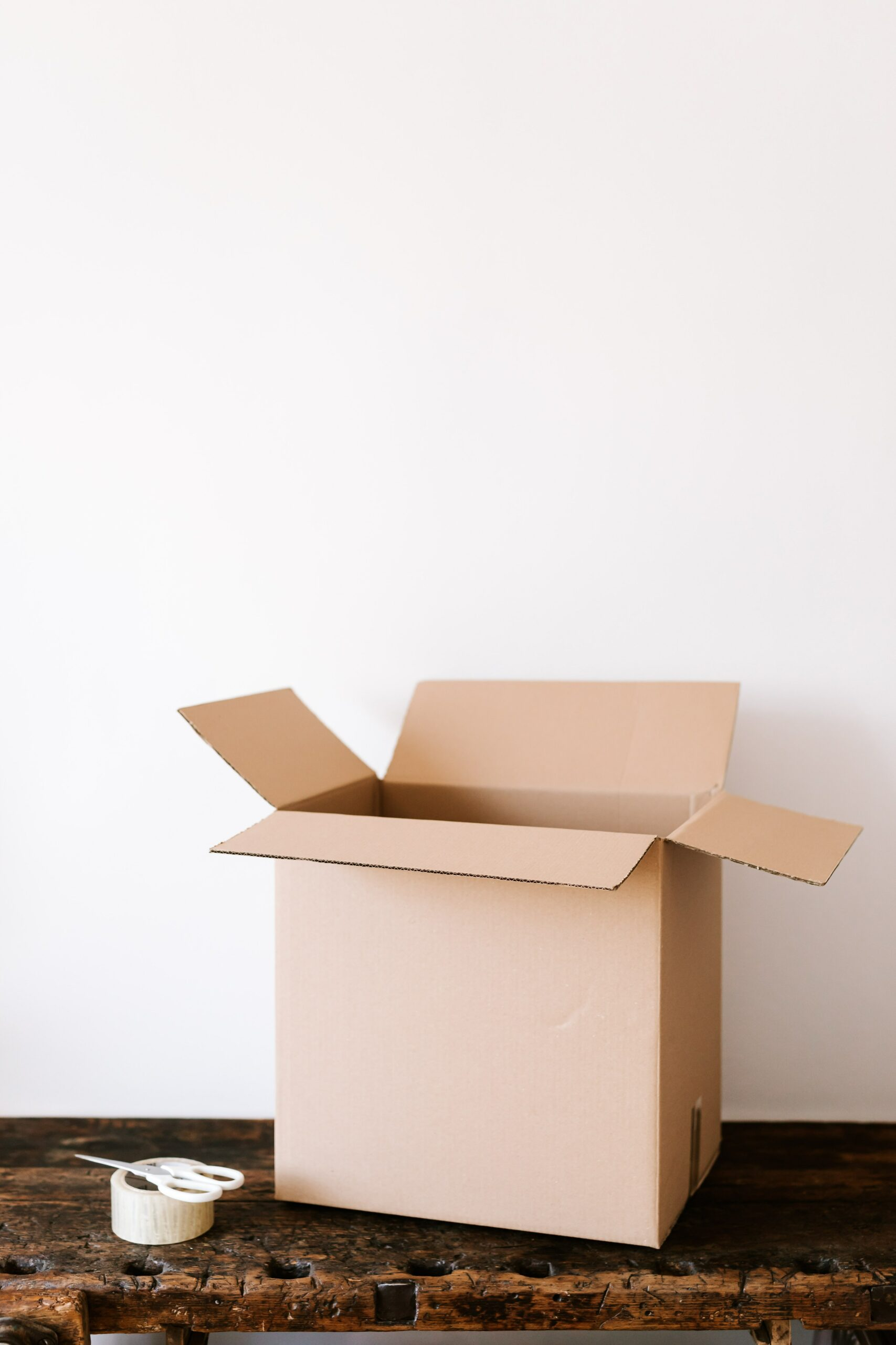 Moving & Storage Ideas for a Stress-Free Transition