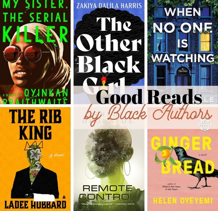 Good Reads by Black Authors