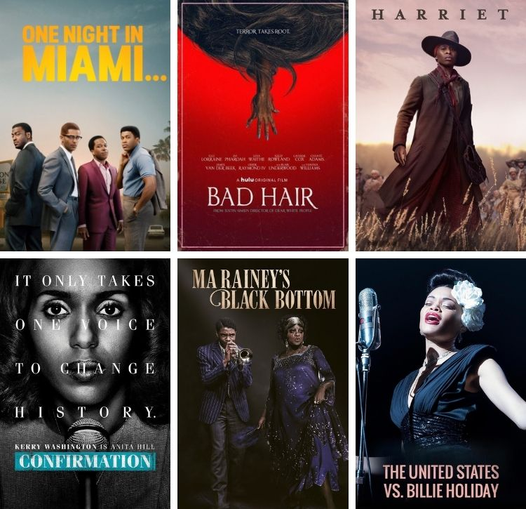 6 Movies to Watch for Black History Month