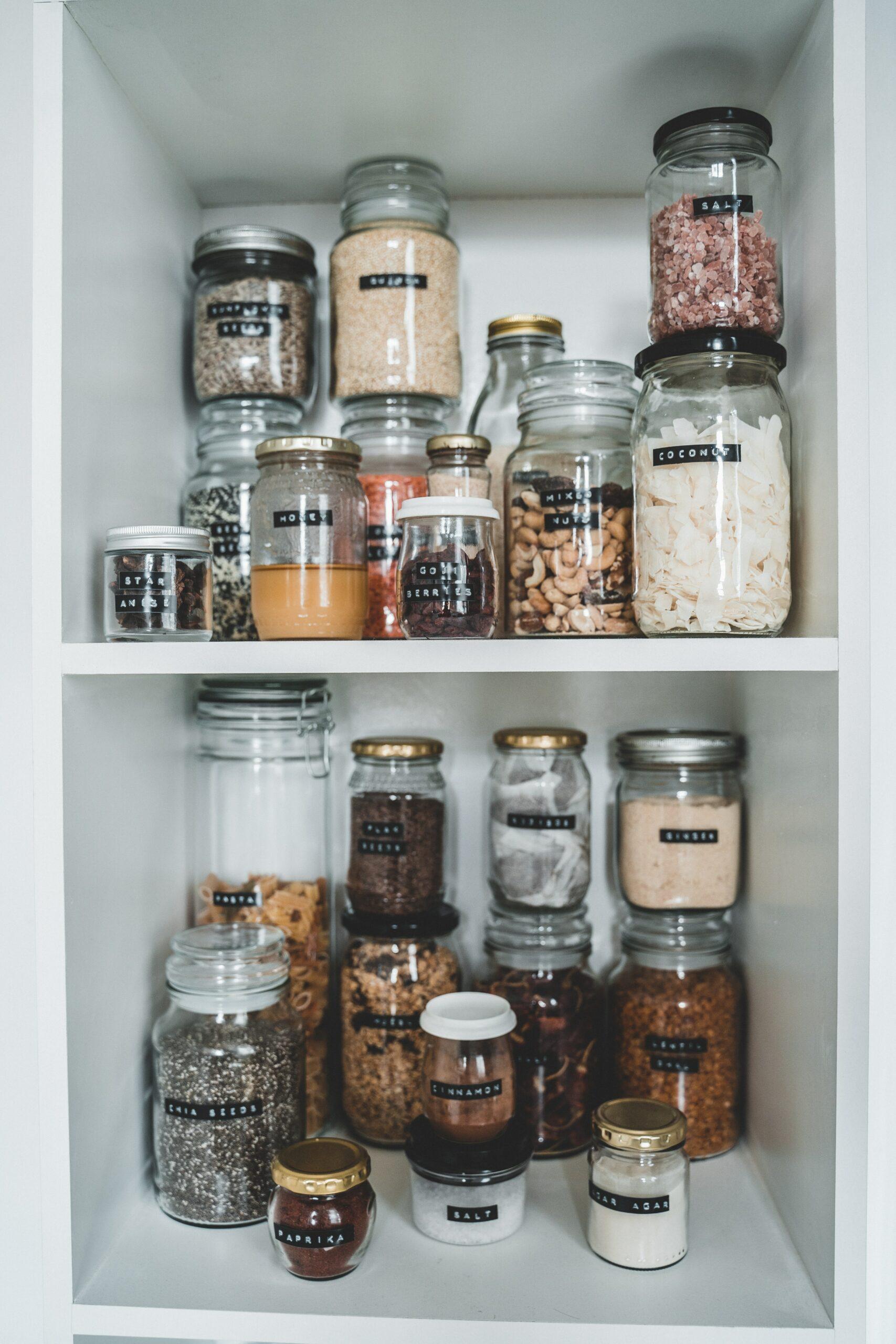 My Ikea BRIMNES Cabinet Organization