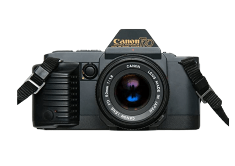Canon T70 Film
