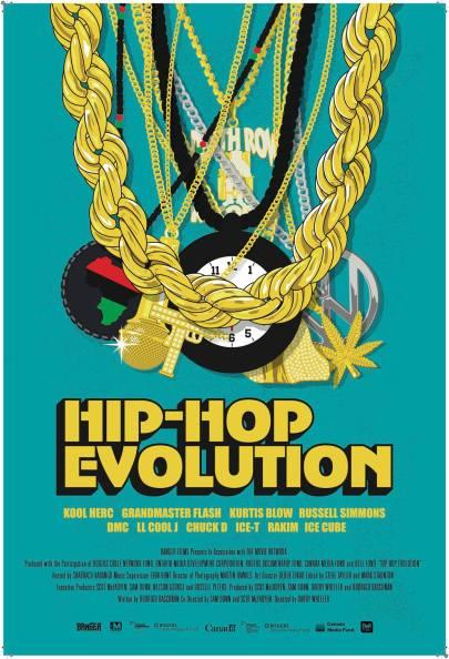 Hip Hop Evolution Netflix