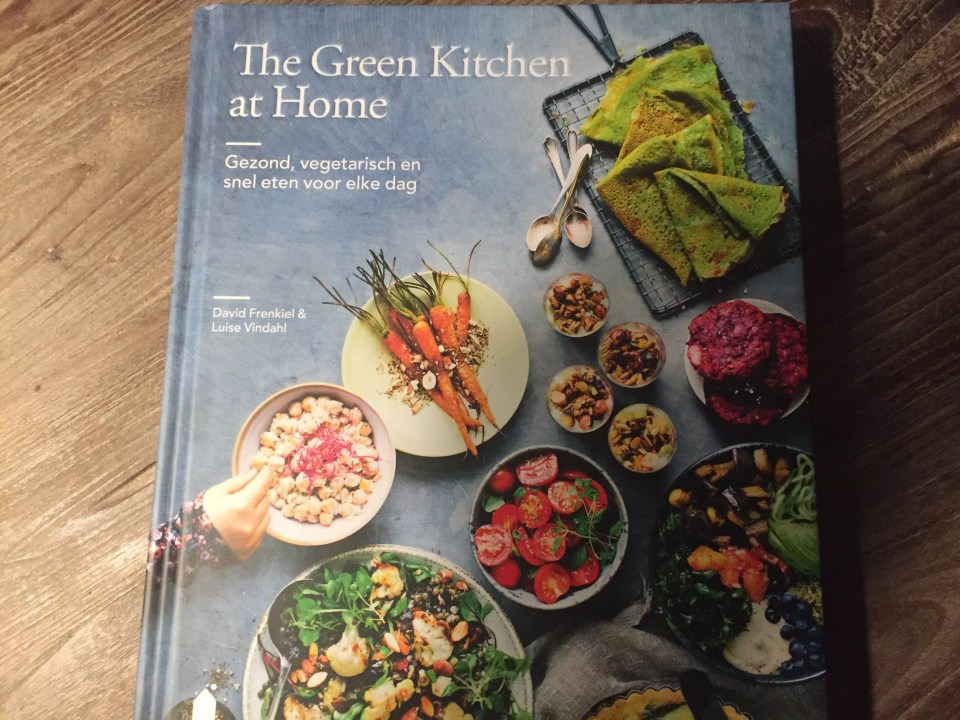 Kookboek The Green Kitchen