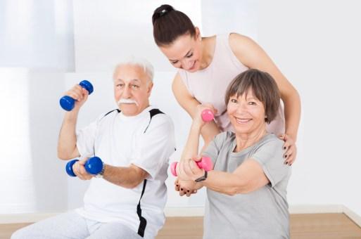 Utilizing Exercise To Keep Your Elderly Loved One Upright