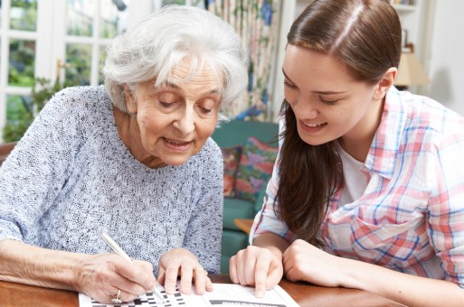3 Ways To Keep Seniors Entertained While Staying Isolated At Home