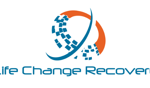 Life Change Recovery Website Logo
