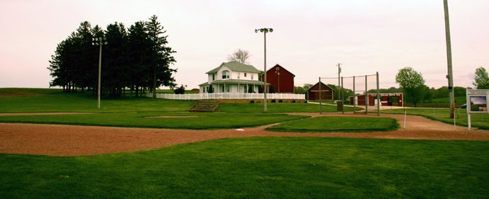 Life Changing Moments in Field of Dreams